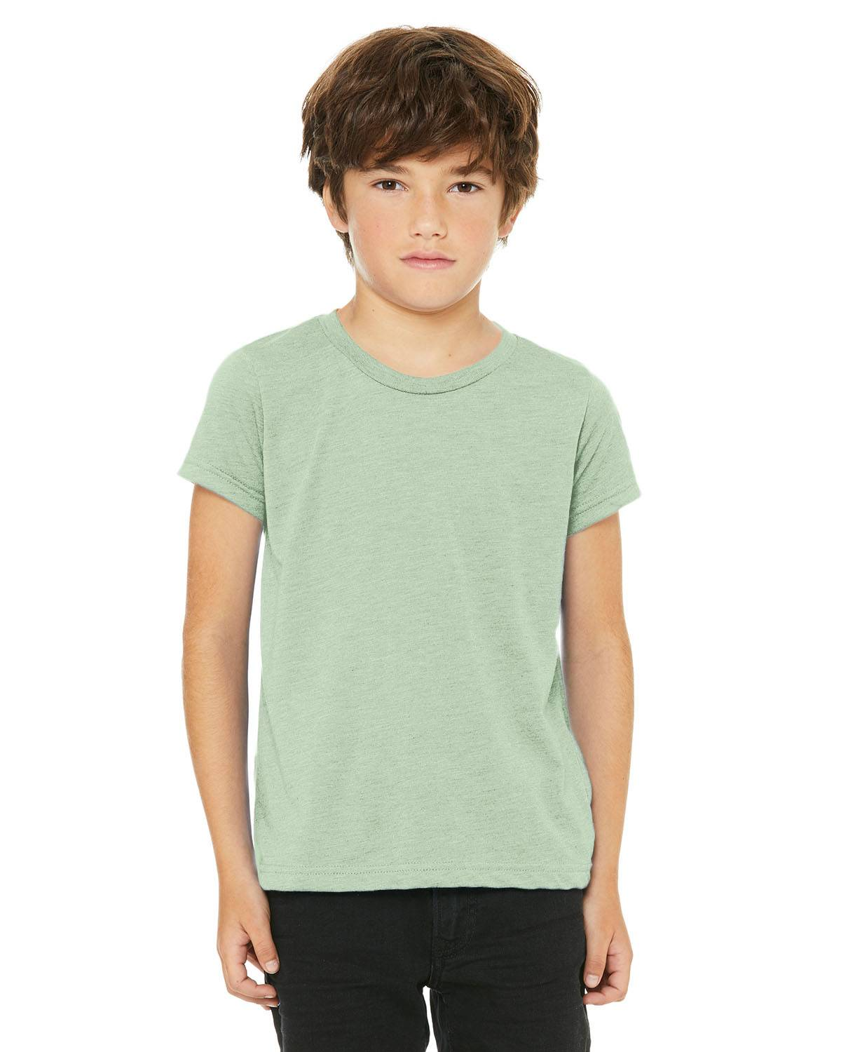 Bella + Canvas Youth Triblend Short-Sleeve T-Shirt | 3413Y