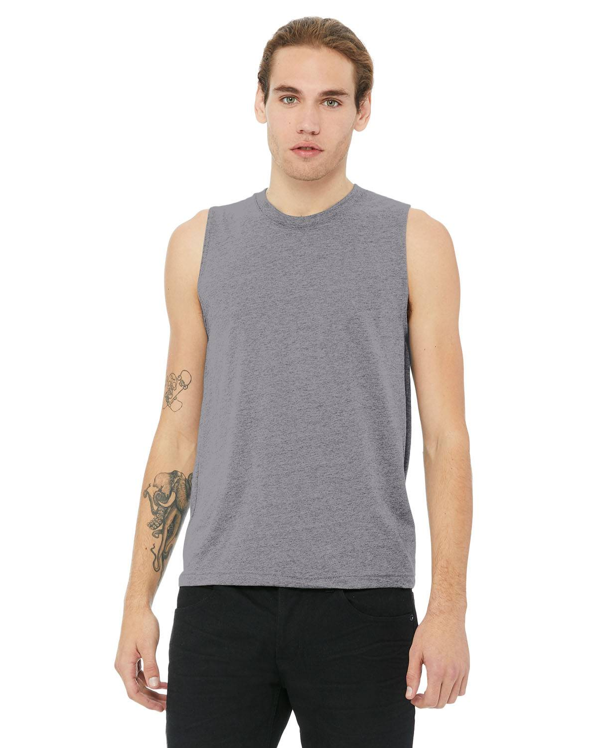 Bella + Canvas Unisex Jersey Muscle Tank | 3483