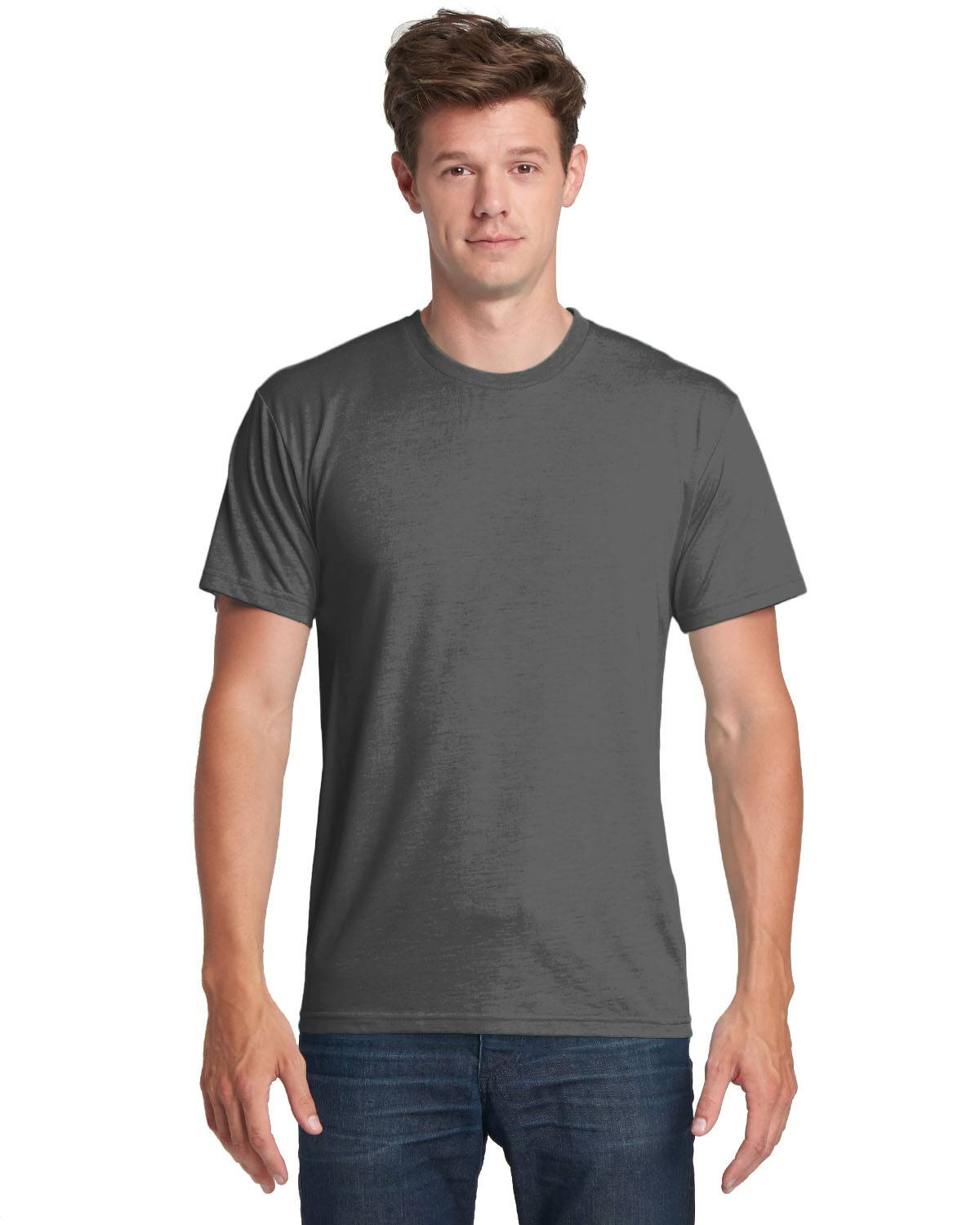 Next Level Men's Triblend Crew | 6010