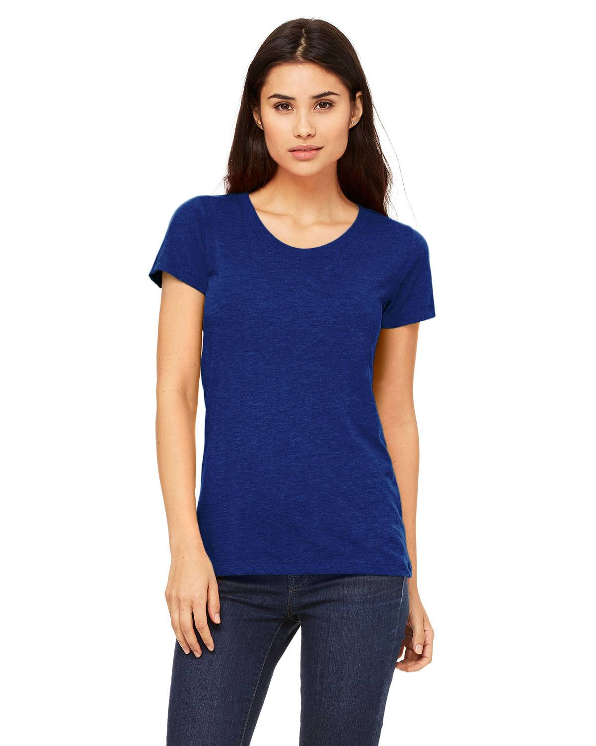 Bella + Canvas Ladies' Triblend Short-Sleeve T-Shirt | B8413