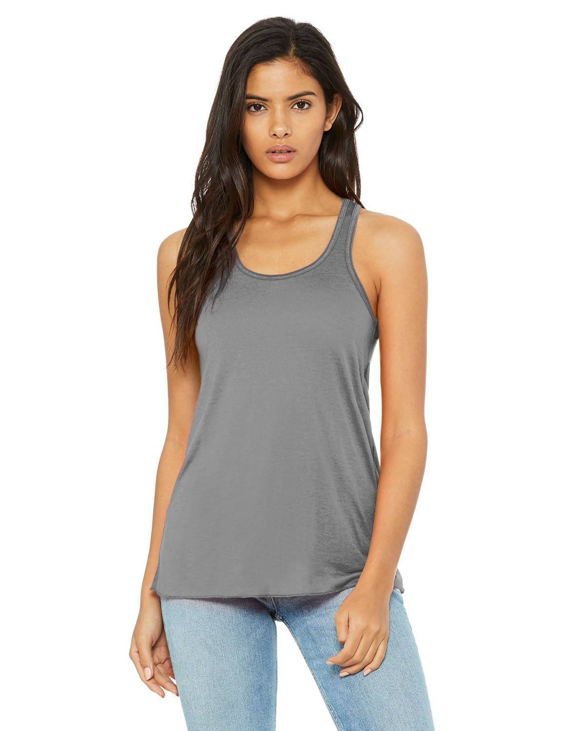 Bella + Canvas Ladies' Flowy Racerback Tank | B8800