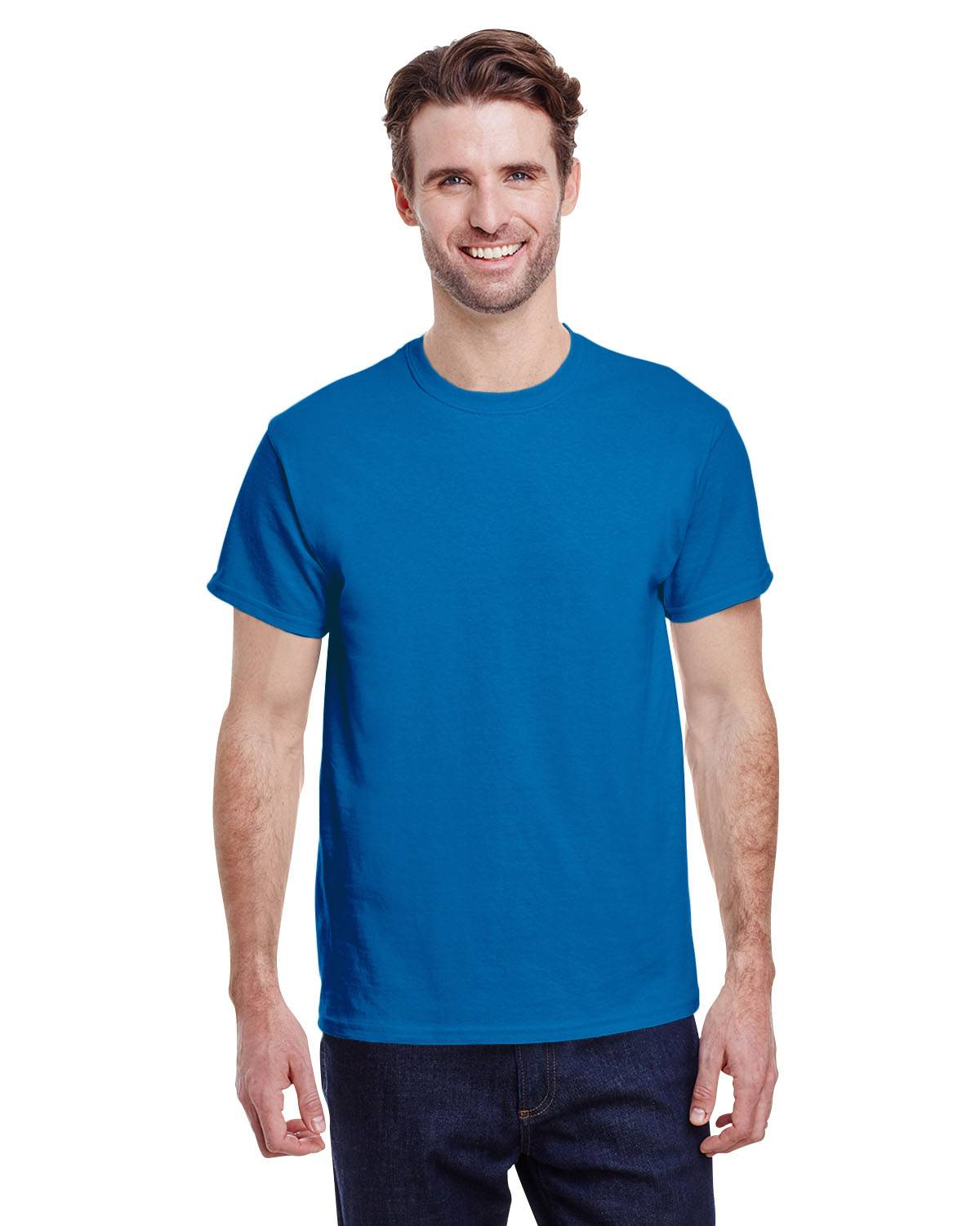 Gildan Adult Ultra Cotton 10 oz./lin. yd. T-Shirt | G200