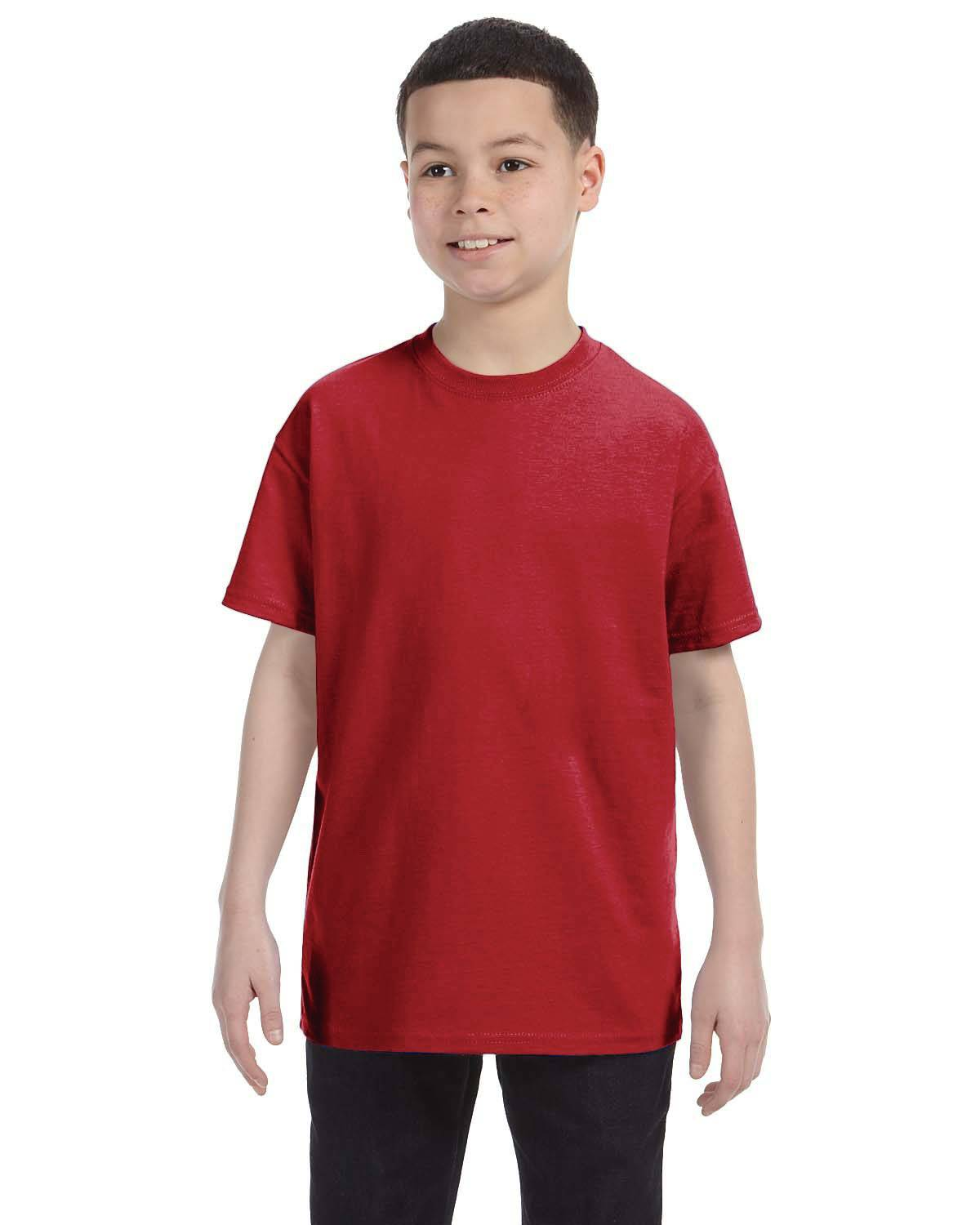 Gildan Youth Heavy Cotton 8.8 oz./lin. yd. T-Shirt | G500B