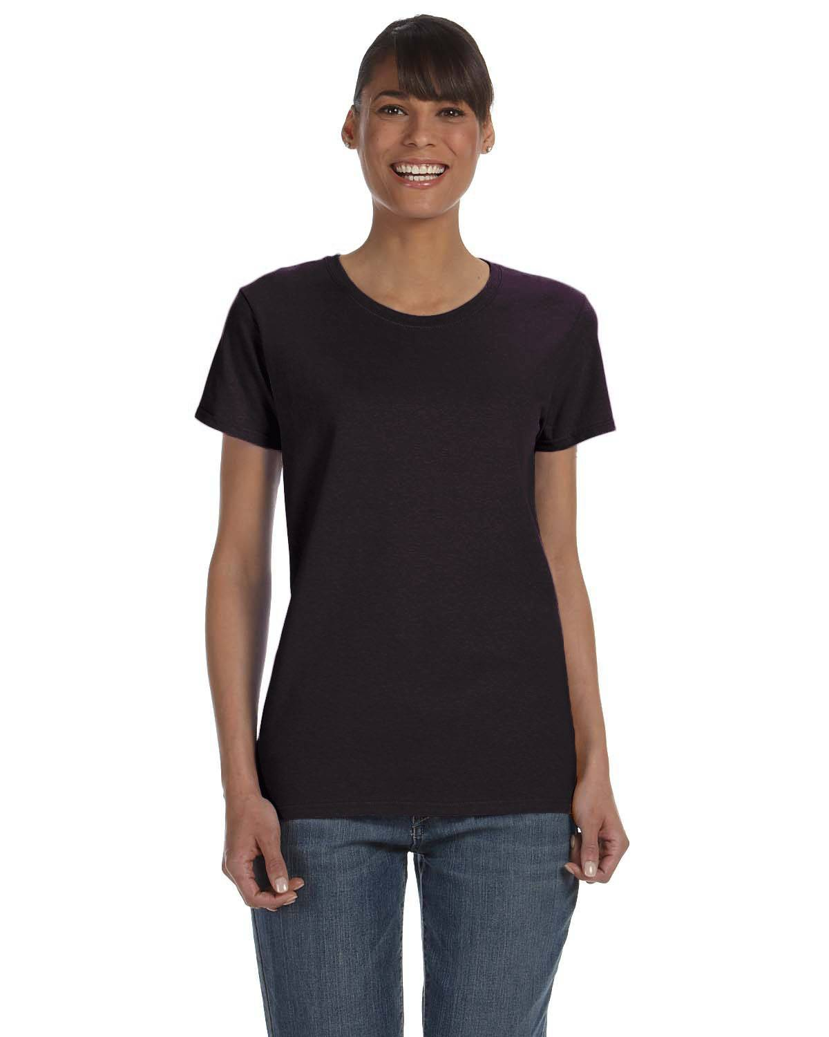 Gildan Ladies' Heavy Cotton 8.8 oz./lin. yd. T-Shirt | G500L