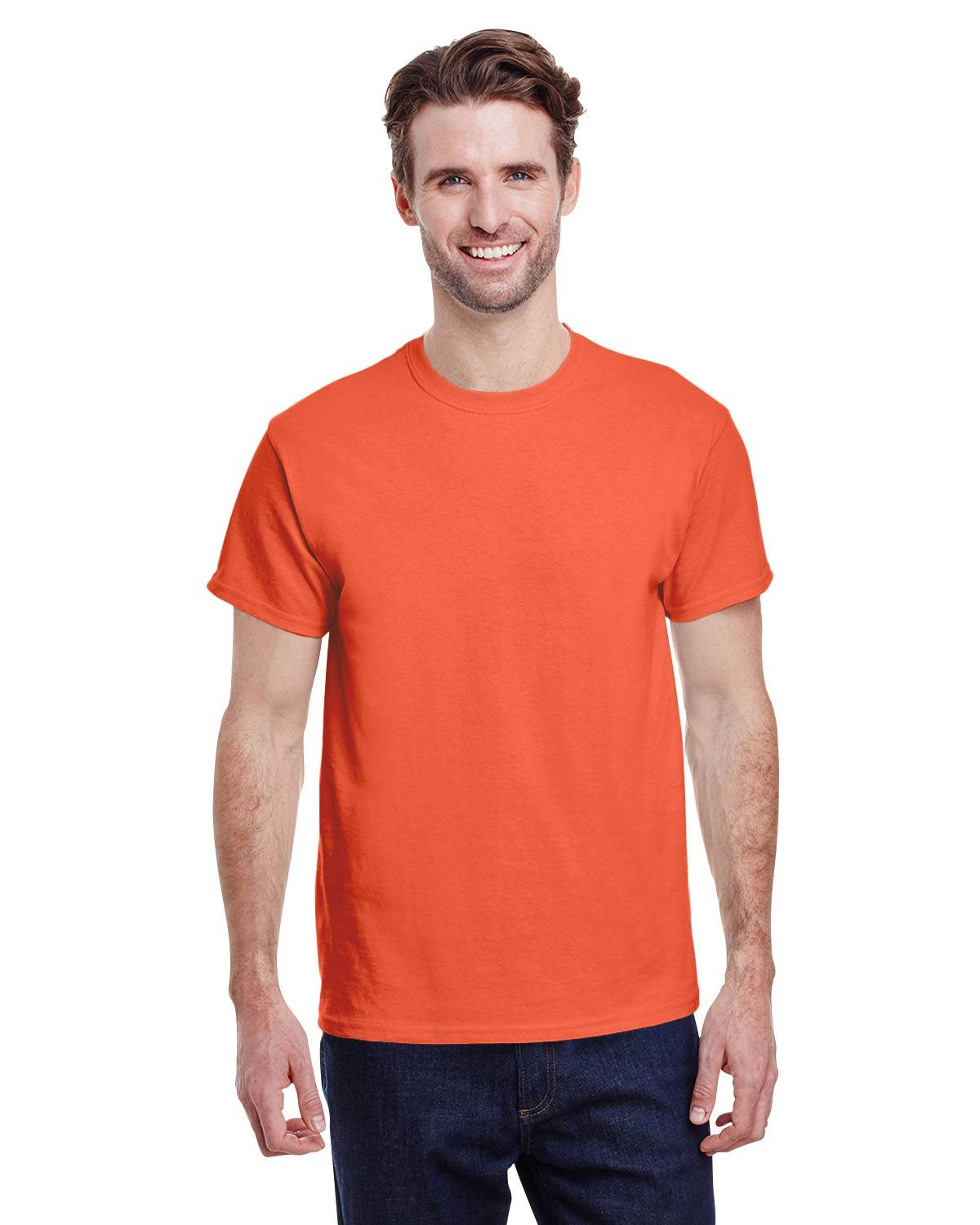 Gildan Adult Heavy Cotton 8.8 oz./lin. yd. T-Shirt | G500