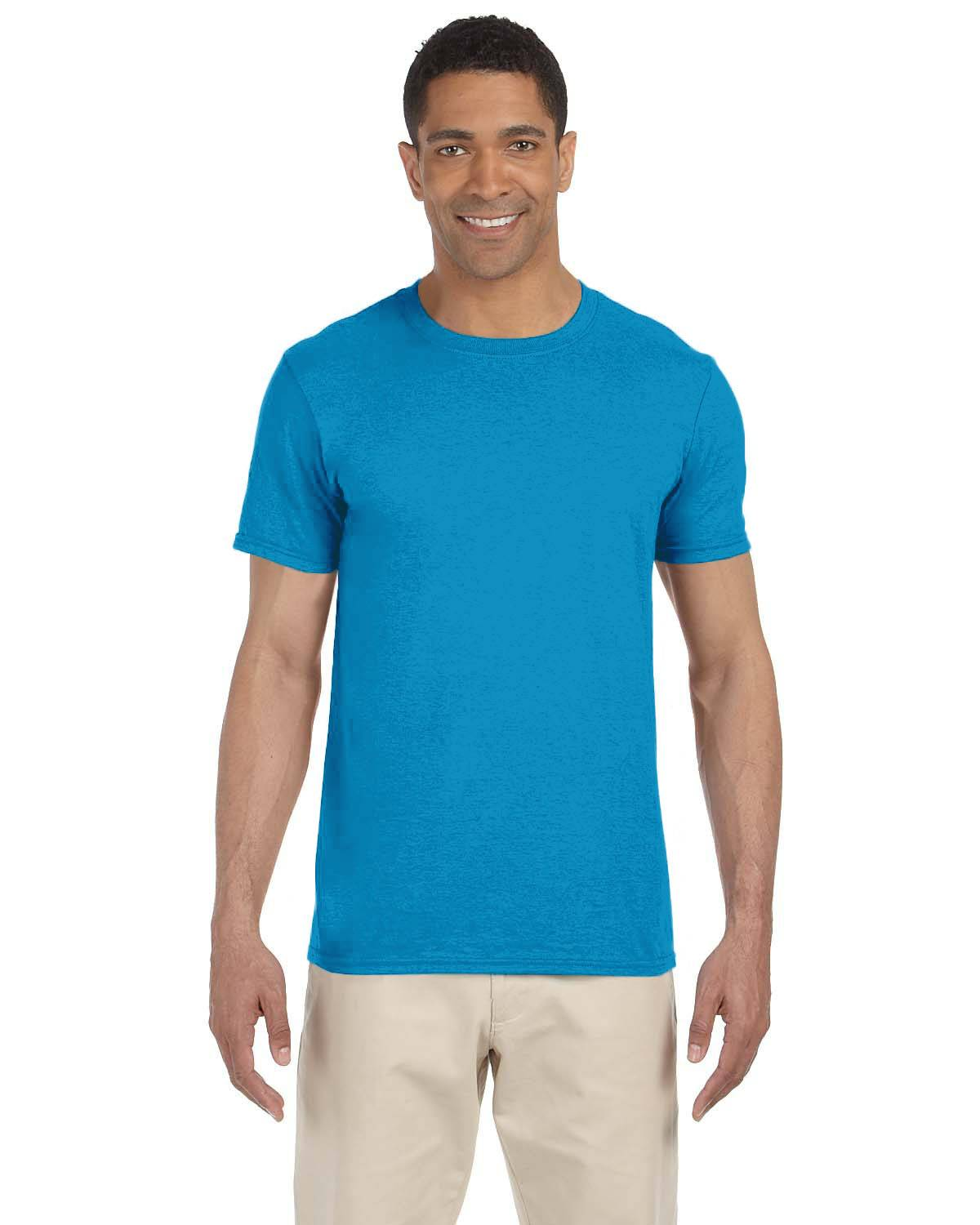 Gildan Adult Softstyle 7.5 oz./lin. yd. T-Shirt | G640