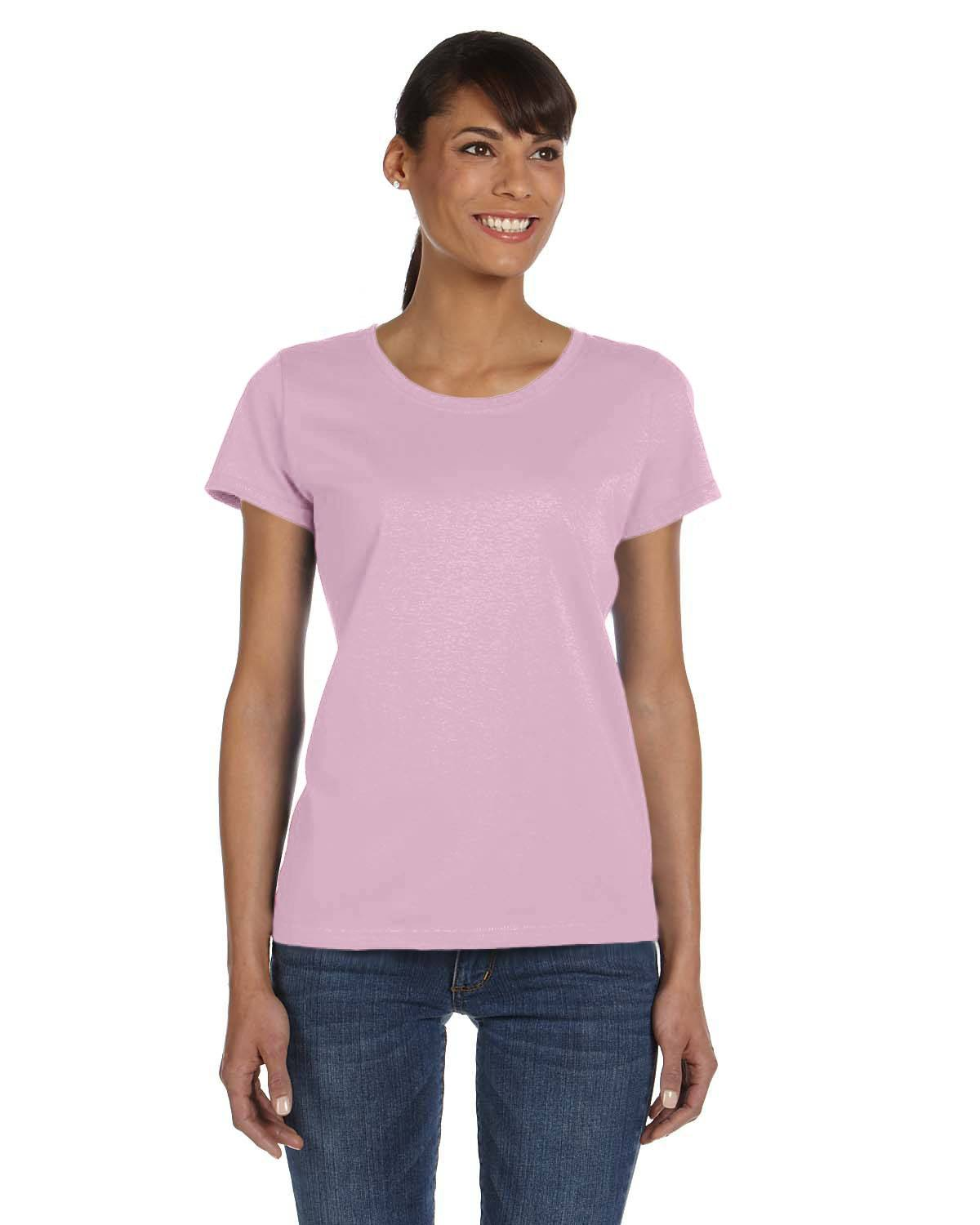 Fruit of the Loom Ladies' 8.3 oz./lin. yd. HD CottonTM T-Shirt | L3930R