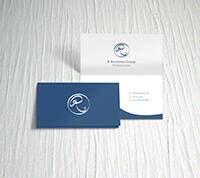 Specialty Folded Business Cards