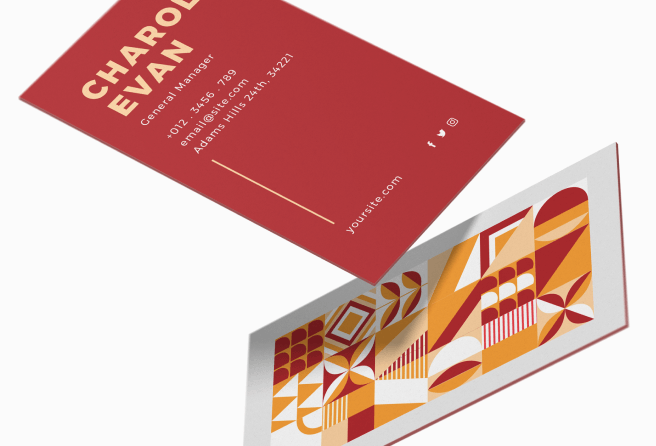 Extra Thick Business Cards
