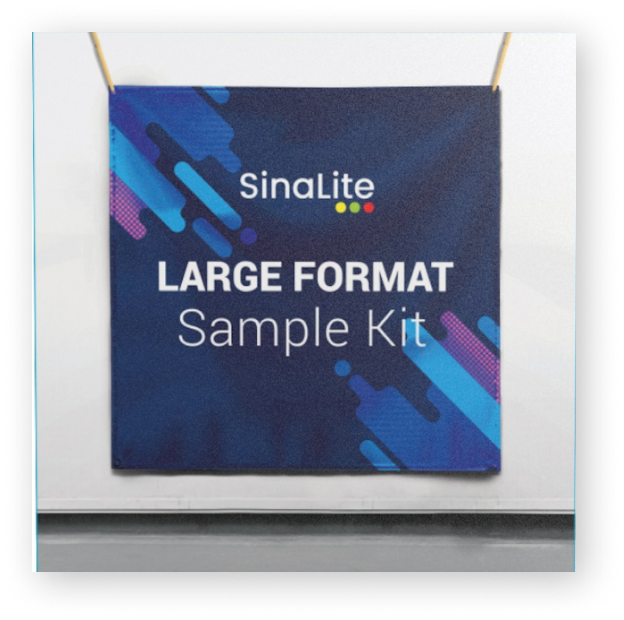 Large Format Sample Kit