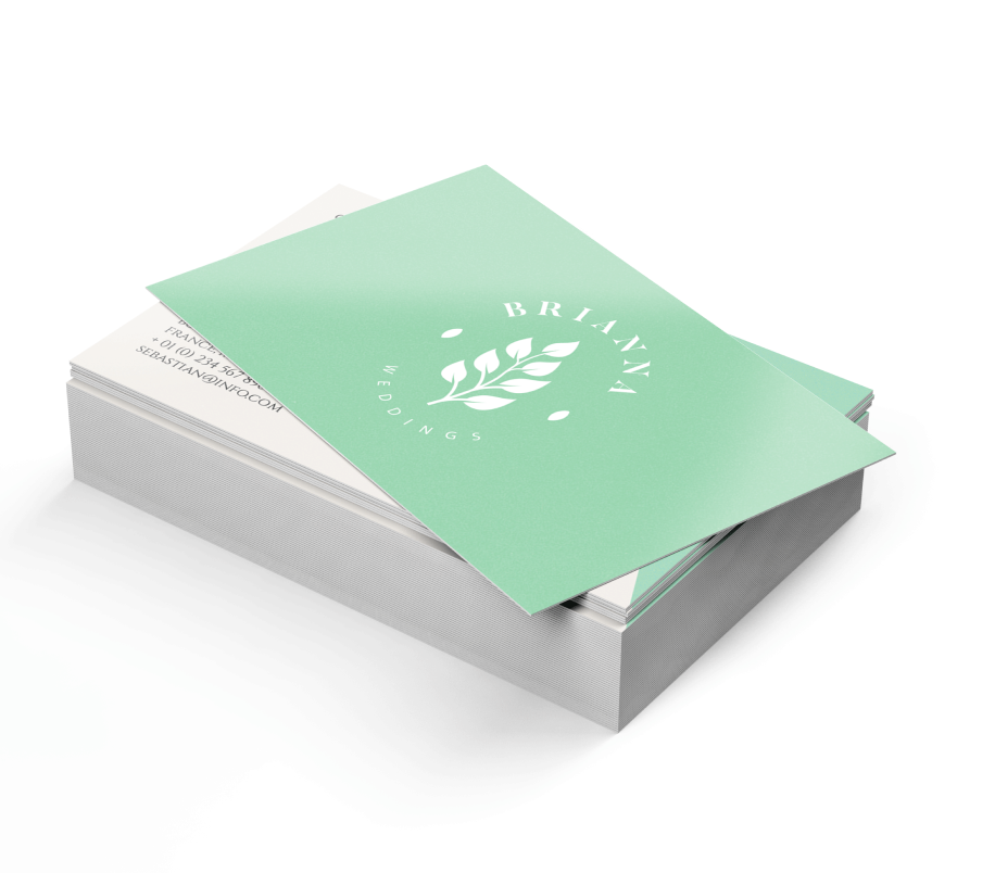 Soft Touch Business Cards Soft Touch Business Cards